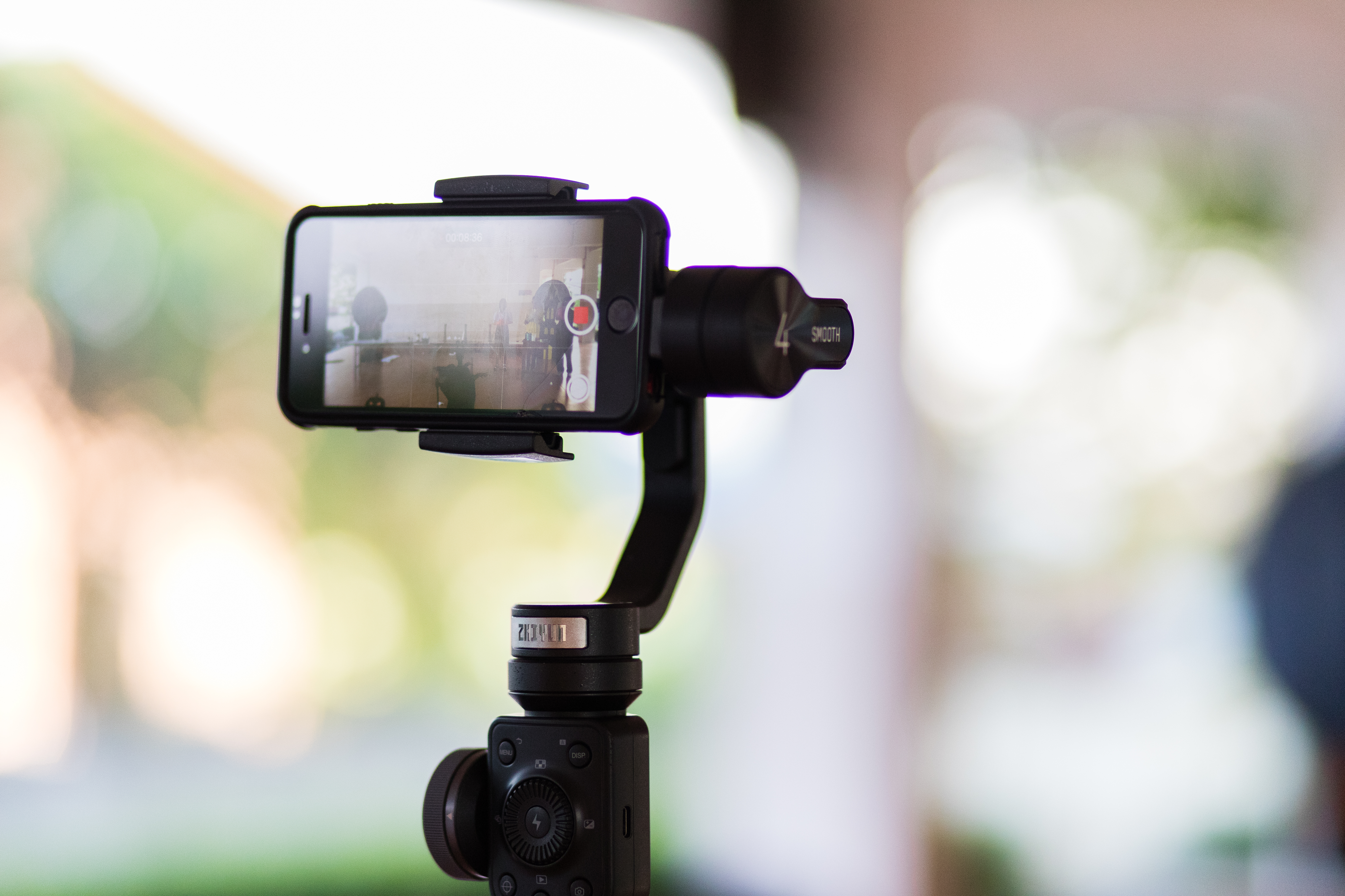 Iphone video production