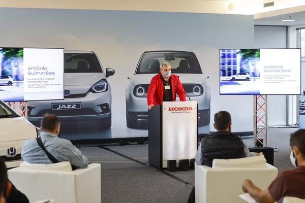 Honda Press Conference72